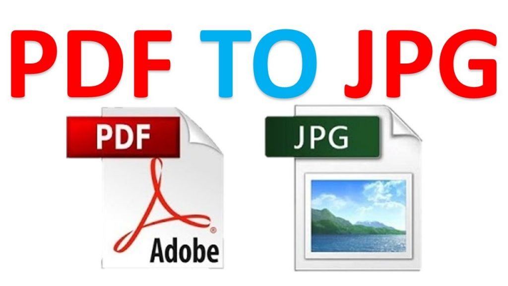 Check Out The Top 3 Reasons Of Converting PDF Files To JPG Format
